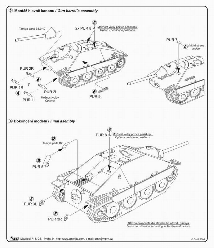 Hnarmour Mini Art Su85 Soviet Self Propelled Gun Interior Set moreover Hetzer Wczesny I Pozny Cz zewn  TAM in addition Tank Destroyer 38t Hetzer Wot Italeri 36511 together with Jagdpanzer 38t Pancelvadasz Hetzer Sd Kfz 1382 besides Devil Wears Praga 38t Praga Td Proposal. on hetzer jagdpanzer 38