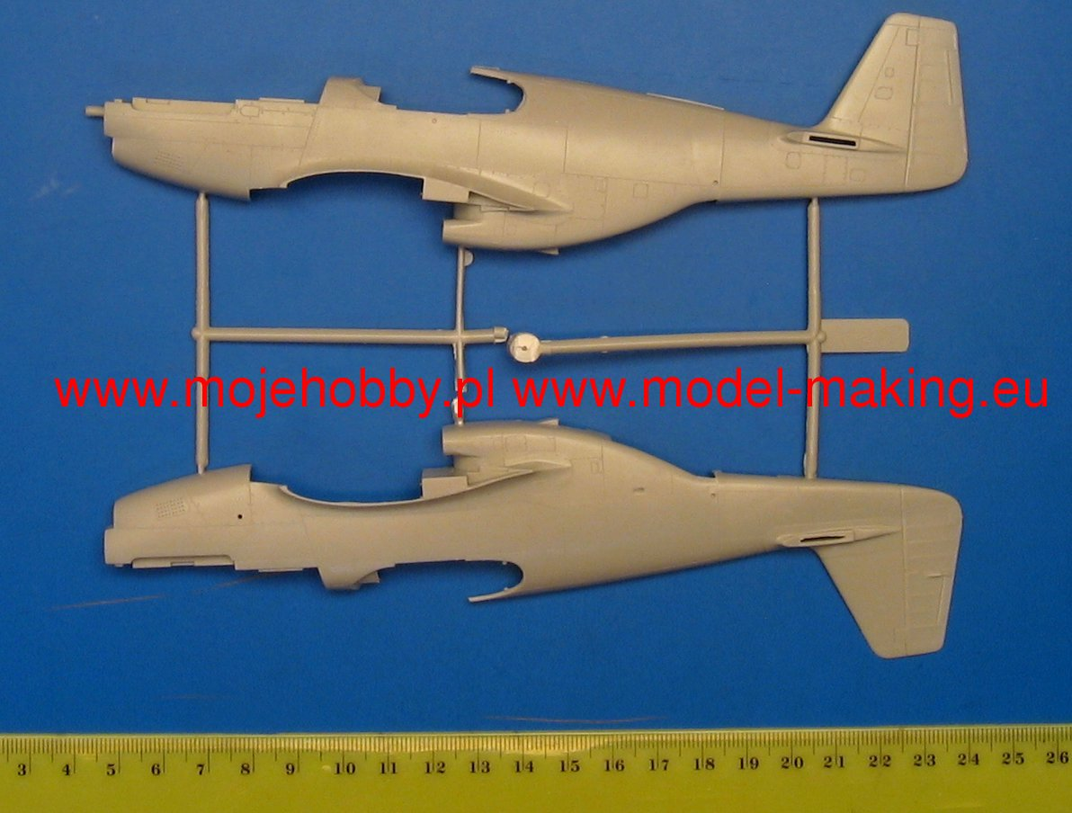 North American P-51 B - ICM 1/48 1265_1_icm48125_2