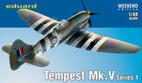 Tempest Mk.V Series 1 Weekend edition - Image 1