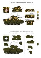 Hungarian Toldi I (A20 - B20) decals - Image 1