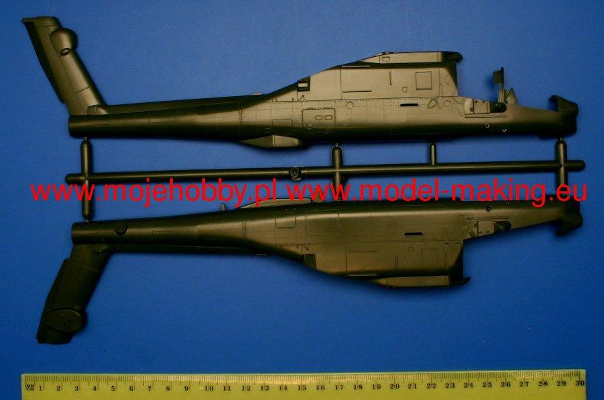 Academy 12262 AH-64A Apache 1/48 Scale Model Kit Models & Model ...