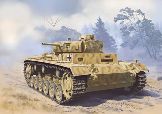 Pz.Boeb. Wg.III - Smart Kit - Image 1