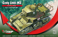 U.S. Light Tank M3 Luzon 1942 - Image 1