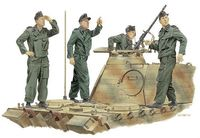 Achtung-Jabo Panzer Crew (France 1944) - Image 1