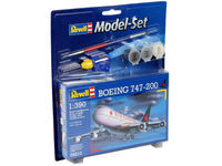 Model Set Boeing 747-200 - Image 1