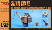 Steam Crane - Atlantic or Baltic coasts till 1950s