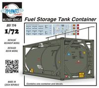 Fuel Storage Tank Container - Image 1