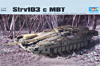 Strv 103C Swedish Main Battle Tank