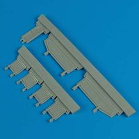 Fw Ta 154 Undercarriage Covers Dragon/Revell