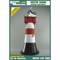 Roter Sand German Lighthouse