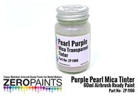 1166 Pearl Purple Mica Transparent Tinter