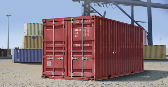 20ft Container - Image 1