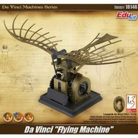 Da Vinci Flying Machine