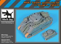 M4A2 Tarawa accessories set for Dragon - Image 1