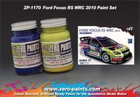 1170 Ford Focus RS WRC 2010 for SimilR Kit Set