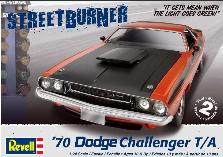 70 Dodge Challenger 2in1 - Image 1