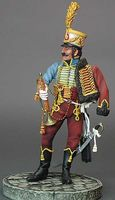 Trumpeter 5 th  Hussar  c. 1805