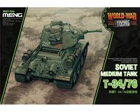 World War Toon Soviet Medium Tank T-34/76