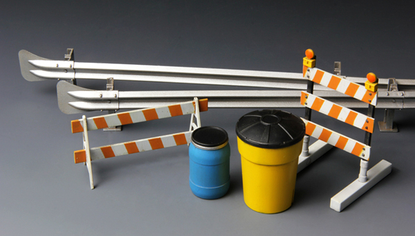 BARRICADES & HIGHWAY GUARDRAIL - Image 1