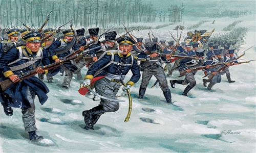 Prussian Infantry - Image 1