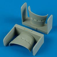 Yak-38 Forger A Air Intakes Hobby Boss - Image 1