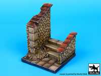 Stairs base (55x55 mm) - Image 1