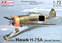 "Curtiss Hawk H-75A ""Nordic Hunter"""