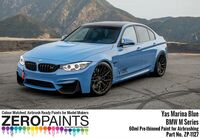 1127 BMW Yas Marina Blue