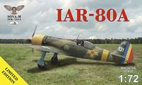 IAR IAR-80A limited edition - 2 marking variants - Image 1