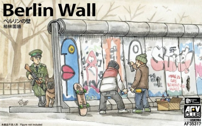 Berlin Wall (3 Pieces) - Image 1