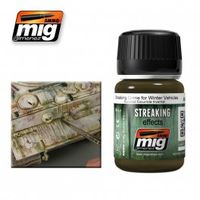 A.MIG 1205 STREAKING GRIME FOR WINTER VEHICLES