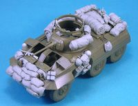M8 Greyhound Stowage set