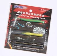 Model Spray Cleaning Tools (3pcs)
