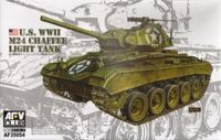 M24 Chaffee Light Tank US Army - Image 1