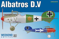 Albatros D.V Weekend Edition
