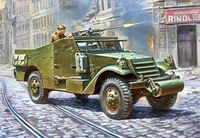 M3 Scout armored car