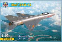 MiG-21 F-13 Supersonic jet fighter
