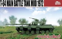 T-64 Main Battle Tank Mod 1972 - Image 1