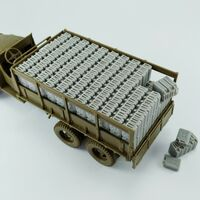 Fuel load for GMC CCKW 353 (Tamiya) - Image 1