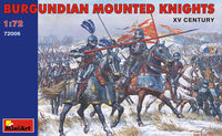 Burgundian Mounted Knights - Image 1
