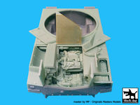 M-109A2 Engine for Riich models