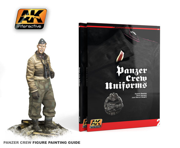Panzer Crew Uniforms Painting Guide. Learning Series 02 - Image 1