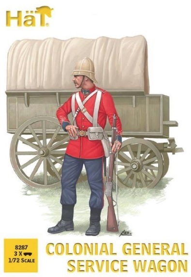 Colonial General Service Wagon - Image 1