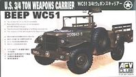 US WC51 3/4 Ton Weapons Carrier Beep