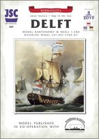 Dutch ship of the line DELFT