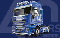Iveco Hi-Way 40th Anniver. Show Truck