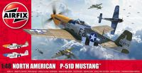 North American P51-D Mustang (Filletless Tails) - Image 1