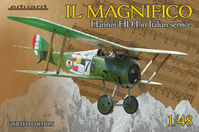IL Magnifico Hanriot HD.I in Italian Service Limited Edition
