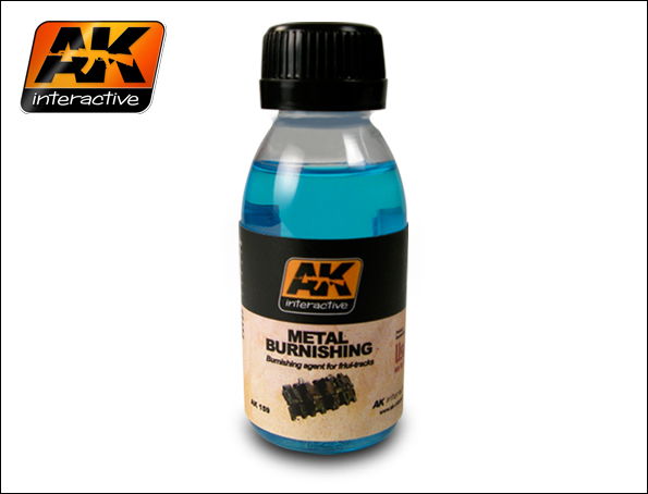 AK 159 Metal Burnishing Fluid - Image 1