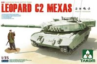 CANADIAN MAIN BATTLE TANK LEOPARD C2 MEXAS